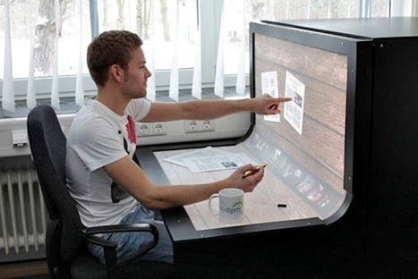 Will Apple use Flexible Displays for Desktops and Laptops?   Future Web   Scoop.it