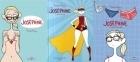 """Pénélope et Joséphine - BD, bande dessinée - Société - France Info   La sélection des rendez-vous """"culture"""" de France Info   Scoop.it"""