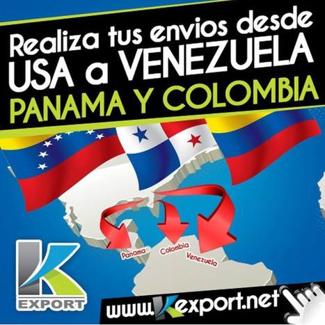 Envios de carga a Venezuela y Panama | Amazing Websites | Scoop.it