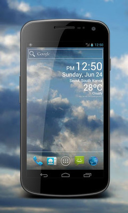 Weather Clock Live v1.7.4   ApkLife-Android Apps Games Themes   Android Applications And Games   Scoop.it