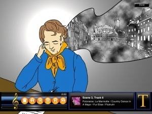 Classical Kids iPad Apps (Beethoven Lives Upstairs and other books)   General music 5 and 6 grade   Scoop.it