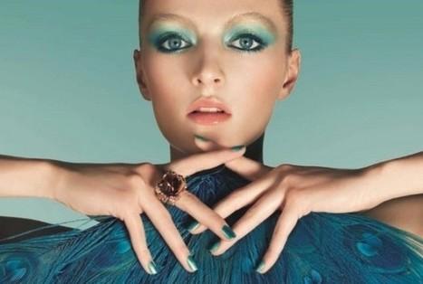 Tendencias maquillaje verano 2014: Los trucos del color turquesa ... - Ella Hoy | Tendencias en imagen personal | Scoop.it