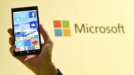 Microsoft aims to woo consumers with Windows 10 - FT.com | The tech sector | Scoop.it