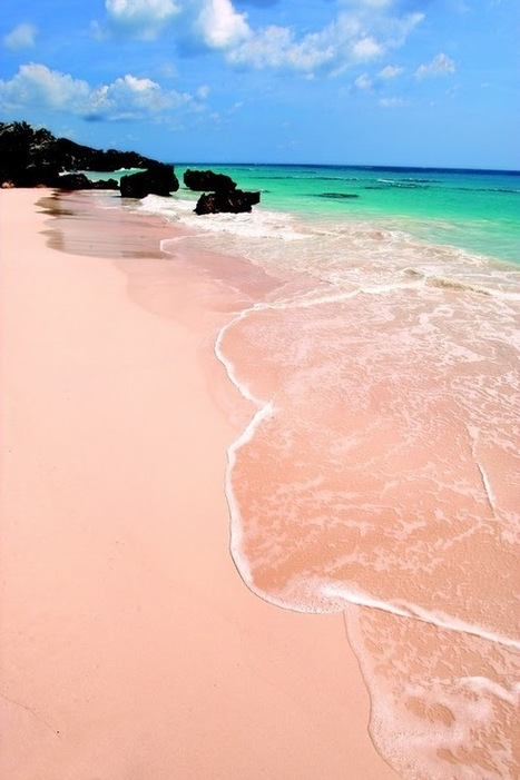 THE WORLD GEOGRAPHY: 15 Really Strange Beaches | Philosophy, Thoughts and Society | Scoop.it