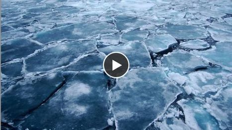 #Pollution : des milliards de #microplastiques seraient piégés dans la #glace en #Arctique | Hurtigruten Arctique Antarctique | Scoop.it
