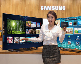 Samsung to push smartphone experience to smart TVs | screen seriality | Scoop.it
