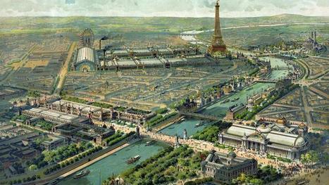 Comment l'Exposition universelle de 1900 a donné le coup d'envoi du métro à Paris | Les expositions universelles | Scoop.it