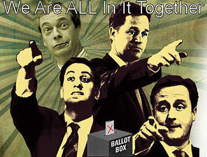 All in this together! - Really? | The Indigenous Uprising of the British Isles | Scoop.it