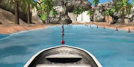 Kinect Physical Therapy – Boat Driving | KINECT APPS - GAMES | Scoop.it