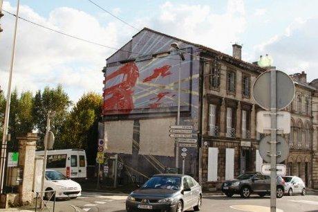 Une fresque toute neuve | CITECREATION | Scoop.it