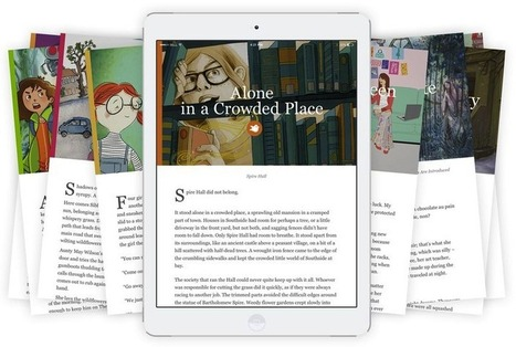 Longform books—the next chapter of Storybird. — The Storybird blog   Scriveners' Trappings   Scoop.it