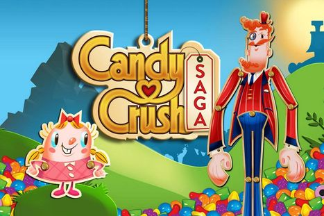 Candy Crush Saga: British entrepreneur Melvyn Morris behind hit mobile game set to become one of the UK's richest men | English | Scoop.it