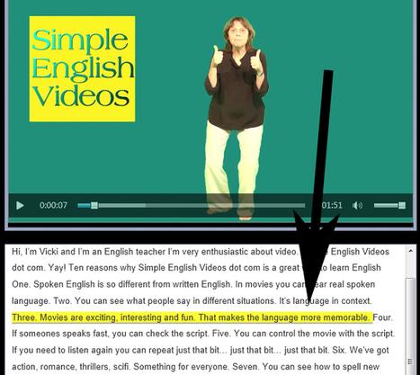 Flipped Classrooms and Simple English Videos (by Vicki Hollett)   Tecnologías y Pedagogías Emergentes   Scoop.it