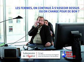 Les clichés sexistes perdurent chez les recruteurs | Mission Égalité URCA | Scoop.it
