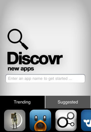 Find New Apps The Fun Way With Discovr Apps   Mobile Inquirer   Android Newz   Scoop.it