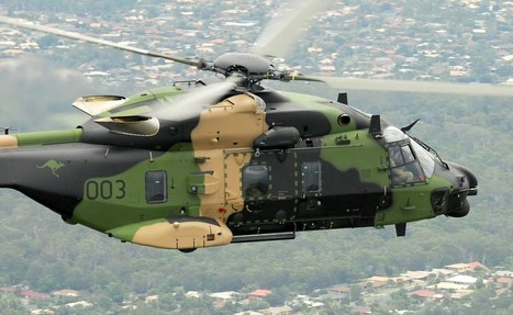 The curious case of the MRH90 helicopter - Australian Defence Force - NHIndustries/Australian Aerospace | NHIndustries - NH90 | Scoop.it