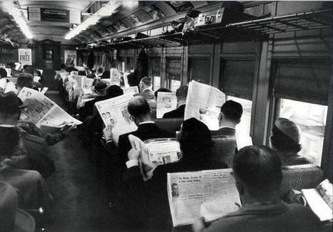 All this technology is making us antisocial.  :) | Off the beaten track: Kreativ und cool | Scoop.it
