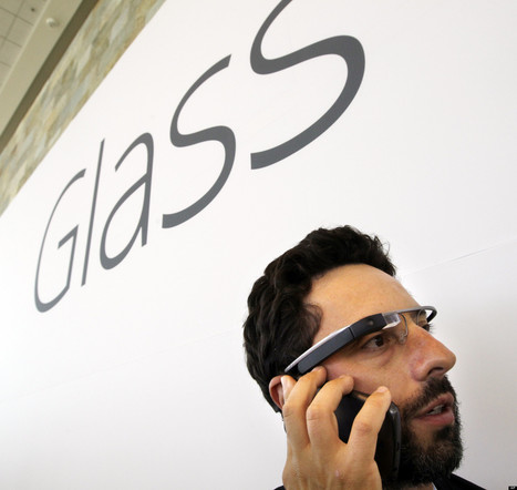 How You Can Get Your Hands On An Early Set Of Google's Glasses | Google SLAM! | Scoop.it