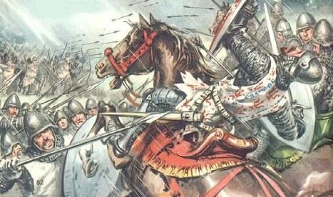 Séptima Cruzada: 1248-1254 y sucesos siguientes.   Las Cruzadas   Scoop.it