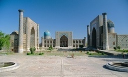 Timur's Registan: noblest public square in the world? – a history of cities in 50 buildings, day 7 | Modern Ruins, Decay and Urban Exploration | Scoop.it
