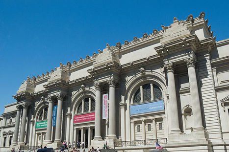 Museum Guide: The Met, One of the Best Museums in ... - Artsnapper | Architecture and Sculptures | Scoop.it