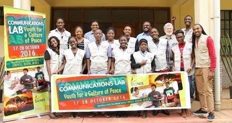 Kenya: Dozen Young African Catholic Journalists Appreciate SIGNIS-Sponsored Training | Mediafrica | Scoop.it