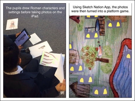 Applying iPad Game Creation to the Primary Curriculum- January 2014 Blog Post | iPads in K-6 | Scoop.it