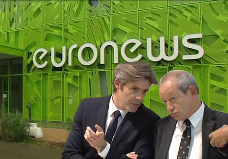 Euronews va engager un plan de développement | DocPresseESJ | Scoop.it