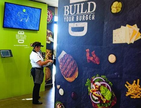 McDonald's Build Your Own Burger | restaurants | Scoop.it