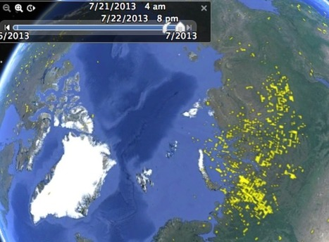 Large, Troubling Methane Pulse Coincides With Arctic Heatwave, Tundra Fires | Arctic Tundra | Scoop.it