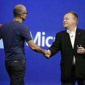 Microsoft prend franchement le virage du mobile et du « cloud » - Le Monde | Le meilleur du cloud | Scoop.it