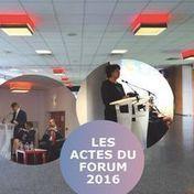 Toulouse - Otie : les actes du Forum 2016 - aua/Toulouse | Dernières publications des agences d'urbanisme | Scoop.it