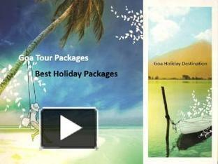 Goa Tour Packages – Mzahidtravel   Holiday Packages   Scoop.it