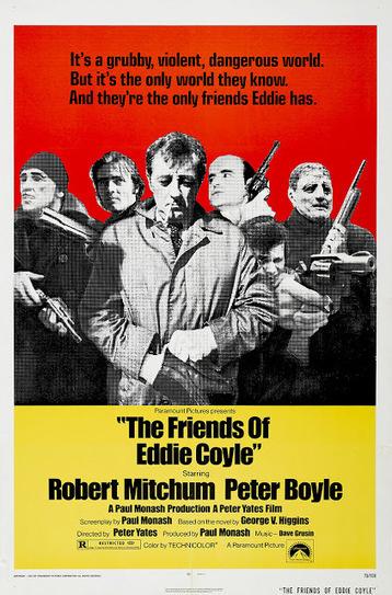 FILMCASTLive!: DECONSTRUCTING CINEMATOGRAPHY: THE FRIENDS OF EDDIE COYLE | Cinematography | Scoop.it