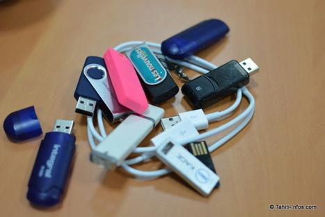 Clusir : Tu prendras moult précautions avec les clés USB | Libertés Numériques | Scoop.it