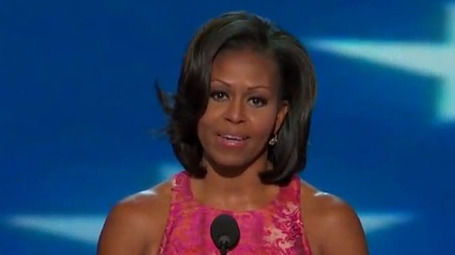 Study: First Lady's convention speech seven grade levels higher than Ann Romney's | The Raw Story | enjoy yourself | Scoop.it