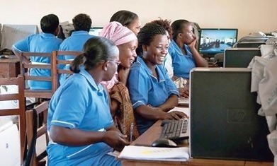 Sharing solutions: How eLearning can tackle health worker shortages   TIC y Salud en África   Scoop.it