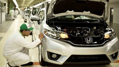 Honda Expands North American Base With New Small Car Factory In Mexico | MGT 307: Management of Organizations | Scoop.it