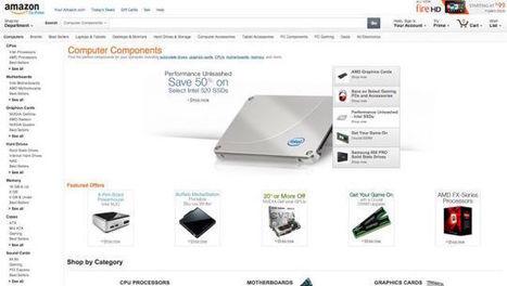 Five Best Places to Buy Computer Parts   imurgeek.com   Scoop.it