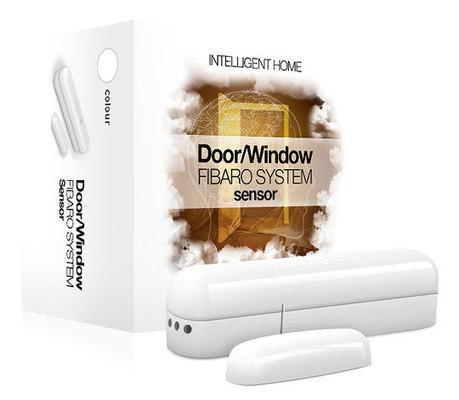 Fibaro lance un nouveau capteur Z-Wave | Soho et e-House : Vie numérique familiale | Scoop.it