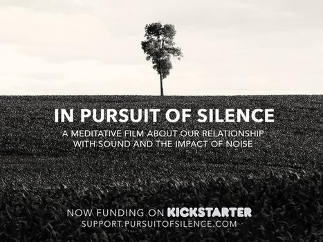In Pursuit of Silence // Finish the Film | DESARTSONNANTS - CRÉATION SONORE ET ENVIRONNEMENT - ENVIRONMENTAL SOUND ART - PAYSAGES ET ECOLOGIE SONORE | Scoop.it