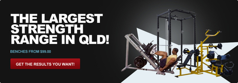 Home - Buy Home Gym & Commercial Fitness Exercise Equipment, Treadmills - Sydney, Brisbane, Melbourne, Gold Coast, Virginia, Lawnton, Arana Hills, Samford, Toowoomba, Beenleigh, Mount Warren Park, ... | What to Look For The Appropriate Health Fitness Equipment | Scoop.it