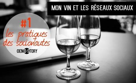 Mon vin et les réseaux sociaux #1: les pratiques des socionautes par OENOSTORY   Communication, Marketing Web&Vin   Scoop.it