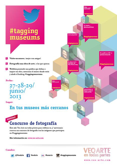Vuelve #TaggingMuseums | Cultura y participación | Scoop.it