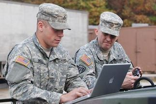 Social media sites connect service members and veterans with jobs and each other | How Military Members Can Use Social Media to Their Advantage | Scoop.it