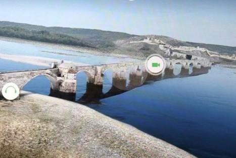 Avec un film en 3D et une application en réalité augmentée, Avignon reconstitue son pont | Avignon | Scoop.it