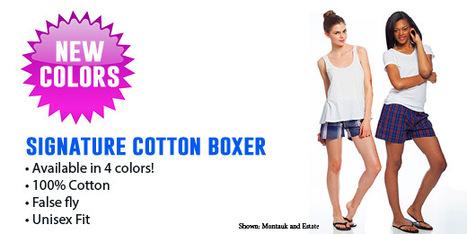 C11 Signature Cotton Boxer | Boxercraft | Scoop.it