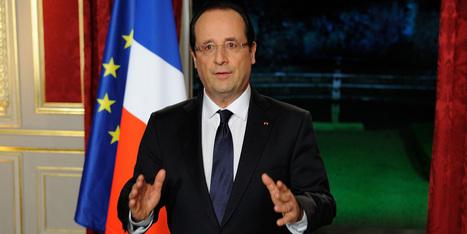 Les voeux de François Hollande : pas encore enregistrés, déjà commentés - Le Lab Europe 1 | publicités trompeuses | Scoop.it