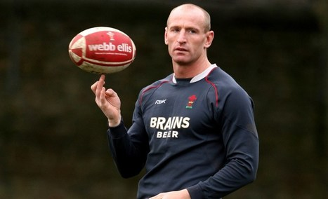 5 game changing moments in Gareth Thomas' life | LGBT News | Scoop.it