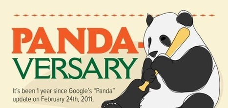 How The SEO Panda Works [Infographic] | New strategy for building links | Scoop.it